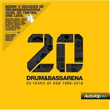 Drum Bassarena 20 Years
