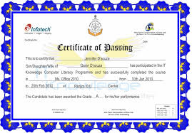 Samples Of Certificates Of Participation Sample Certificate Of Participation Template Best Ideas On Free
