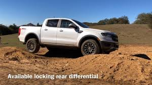 2019 Ford Ranger offers third custom design to fight Jeep, Toyota