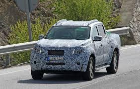 2018 mercedes benz truck. interesting truck 2017 mercedesbenz glt pickup truck test mule in 2018 mercedes benz