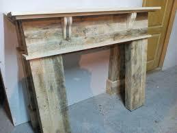 diy fireplace mantel shelf for brick legs plans