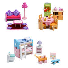 dolls furniture set. Deluxe Starter Furniture Set Le Toy Van Wooden Pretend Play Dolls House For Kids