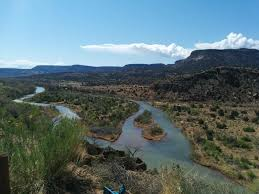 San Juan River Hatch Chart New Mexico Anglers About To Lose Access To Public Waters
