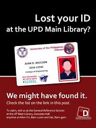 Philippines Library Main Id Your Of University The Lost Diliman Upd At Library