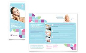 healthcare brochure templates free download healthcare brochure templates free download medical spa brochure
