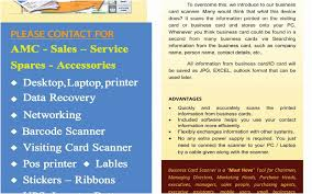 It Business Cards Free Business Card For Computer Service Choice
