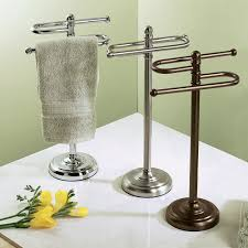 Standing hand towel rack Diy Pvc Pipe Countertop Hand Towel Holder Fossil Brewing Design Countertop Hand Towel Holder Fossil Brewing Design Ideal Place