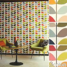 living room orla kiely multi: orla kiely wallpapers by harlequin britain multi stem