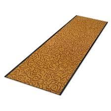 carpet floor runner brasil terracotta customised size