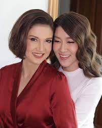 ได้ยินมีคนบ่นคิดถึงแม่มาถึงไทยเเล้วนะจ๊ะนัดเจอกันเมื่อไหร่ดีคิดถึงลูก  @cheerny14 เหมือนกัน😘 @tikwasinee #annsirium #แอนสิเรียม…