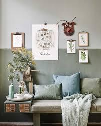 Behang Grijs Blauw Luxe Luxe Kleur Grijs Arts Studio Gallery Fotos