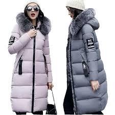 women winter jackets winter jacket women 2017 new fashion longfur hood parkas for womens winter jackets