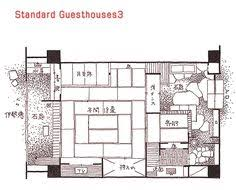 traditional  ese house floor plan   Google Search   Japanese    traditional  ese house floor plan   Google Search   Japanese architecture   Pinterest   Traditional Japanese House  Traditional Japanese and House Floor