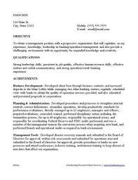 Banking Resume Writing Service Ihirebanking