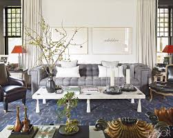 10 best hamptons interiors with decorative rugs in blue grey cream