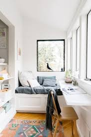 Image Interior Offices That Fit Into The Smallest Of Spaces Apartment Therapy Good Housekeeping No Room To Work At Home Offices That Fit Into The Smallest Of