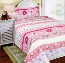 Flower Pink Quilts for Teens : Ideal Thing for Quilts for Teens ... & Flower Pink Quilts for Teens Adamdwight.com