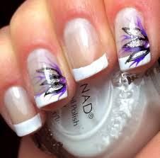 White Tip Nail Designs Tumblr Pin By Jen Hooks