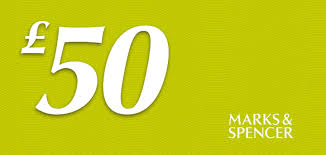 2268 1 marks and spencer 50 voucher