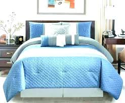 blue grey linen duvet cover and gray bedding light silver set king size aqua c full blue and grey king bedding
