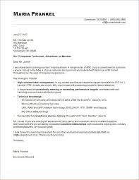 Sample Of A Professional Cover Letter It Cover Letter Sample Monster Com