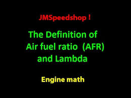 Air Fuel Ratio And Lambda What Does It Mean 2 Jmspeedshop