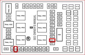 2007 fx4 fuse diagram 5 4 f150 data wiring diagrams \u2022 fuse box diagram 2006 ford f150 at Fuse Box Location 2006 F150