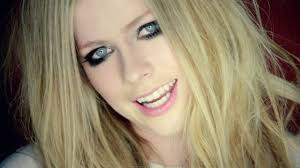 avril lavigne eye makeup here s to never growing up makeup daily