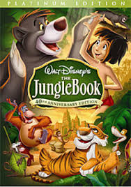 why i love the jungle book matt dorey cover of recent dvd edition of disney s the jungle