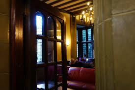Reading Room In House Exploring Hart House