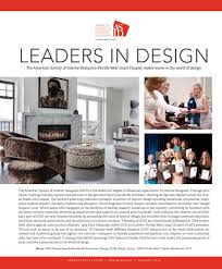 Designers West Magazine Srq Magazine Brandstory The American Society Of Interior