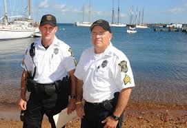 Environmental Police Officer New Environmental Police Officer Is No Stranger The
