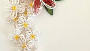Daffodil Paper Flower Pattern How To Make Simple Quilling Paper Flowers Daffodils And Buds The