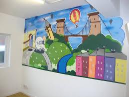 office graffiti wall. Graffiti Mural Painted At An Office In Pill Near Bristol Wall L