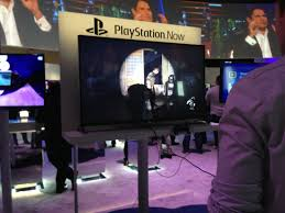 sony tv with ps4. playstation now users will not necessarily need a ps3 or ps4 to access the service. sony tv with ps4