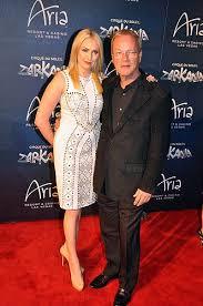 Bobby Baldwin with his wife Audra Hendley Photo credit: Stephen Thorburn  http://www.lasvegasroundtheclock.com/i…   Celebrity red carpet, Aria las  vegas, Celebrities