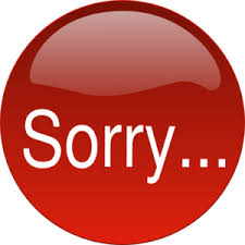 Apologize Clip to Pin on Pinterest PinsDaddy
