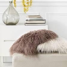 Декоративная <b>подушка</b> Нордик коричневая
