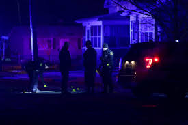 Night Light Jackson Mi Man Killed In Early Morning Shooting In Jackson Mlive Com