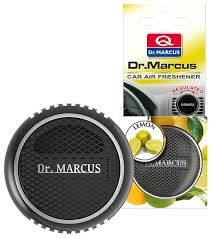 <b>Dr</b>. <b>Marcus Ароматизатор</b> для автомобиля <b>Speaker Shaped</b> Lemon