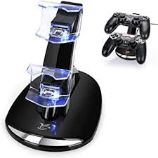 PS4 Controller Charger, Y Team Playstation 4 / PS4 ... - Amazon.com