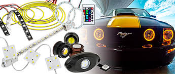 accent courtesy and step led lighting for cars motorcycles home atv boats trucks and more products include led tubes bars strips and modules of accent lighting type
