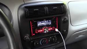 installing a new radio into my ford ranger! youtube 2001 Ford Ranger Radio Wiring Diagram 2001 Ford Ranger Radio Wiring Diagram #92 2000 ford ranger radio wiring diagram