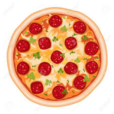 whole pizza clipart. Beautiful Clipart Whole Pizza Clipart 1 And