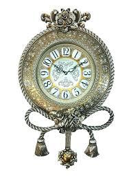 decorative wall clocks large grand silver gold clock reviews ireland