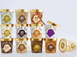 halo top ice cream canada flavours