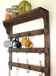 wall shelf with pegs wooden wall shelf with hooks
