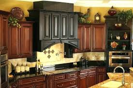 top of cabinet decorating top of cabinet decor ideas decor kitchen cabinets for nifty decor above
