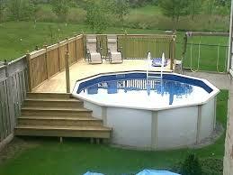 above ground pools san antonio swimming pools pool deck design pleasing designs above ground installation above