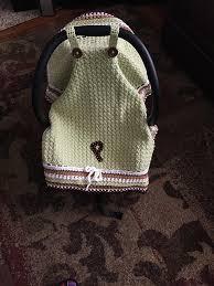 view in gallery ca rseat tent free pattern wonderfuldiy1 wonderful diy crochet baby car seat tent with free pattern